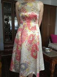 L.K. Bennett svečana haljina - punija svila
