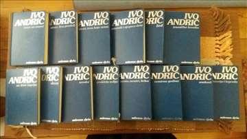 Ivo Andric - Sabrana dela ( 14 knjiga )