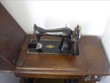 Na prodaju Singer mašina iz 1900 god.