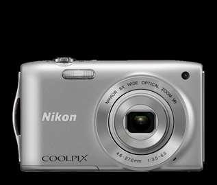 Nikon Coolpix S3300- 16 megapixels