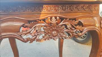 Burmanski sto
