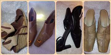 4 para obuće, cipele, papuče, sandale sl. 9
