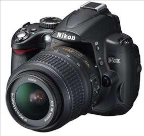 Nikon D5000 (telo)