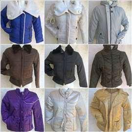 Ženske jakne i prsluci