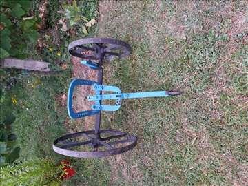 Stara kolica za plug