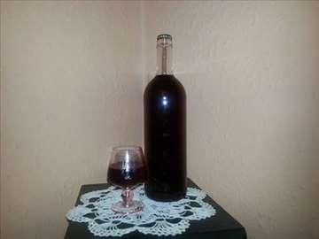 Kupinovo vino - domaće