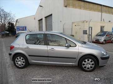Peugeot 307 2.0 HDI najpovoljnije cene za delove