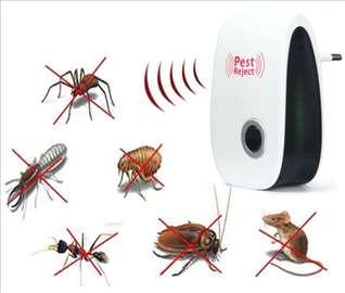 Ultrazvučni rasterivač štetočina - Pest reject