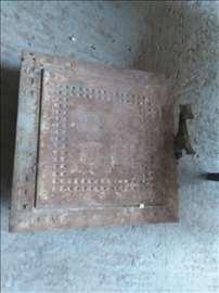 Tucana vrata za peć 2