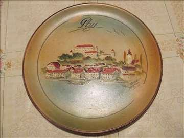 Zidni tanjir