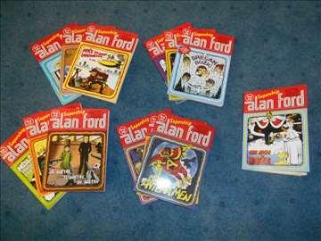 Alan Ford: Brojevi 140-152