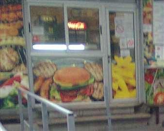 oprema za fast-food