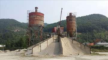Betonjerka - postorjenje za pravljenje betona