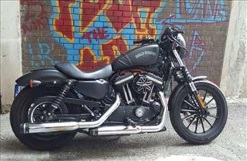 Harley - Davidson Sportster XL883N Iron
