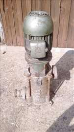 Petostepena pumpa za vodu Elektrokovina
