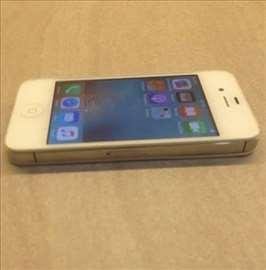 Apple 4s white kao nov