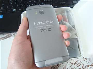 Htc one M8 s mobilni telefon / Novo gray