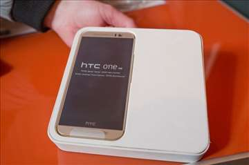 Htc one M9 mobilni telefon, nov, gold
