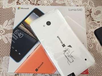 Mobilni telefon Microsoft lumia 640, dual