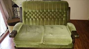 Troosed, dvosed, fotelja