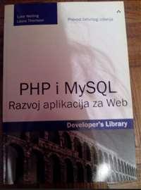 PHP mySQL knjiga