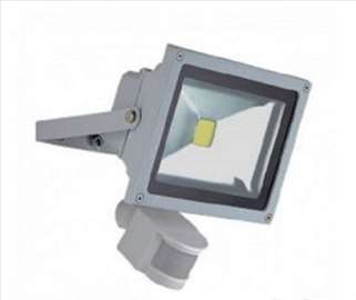 LED reflektor 10W/S senzor 1000Lum IP65