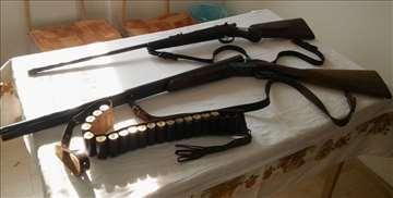 """Lovačka puška CZ i """"Voere""""kal.6-flober- trofejac"""
