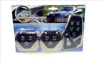 Neklizajuće - ukrasne pedale za auto