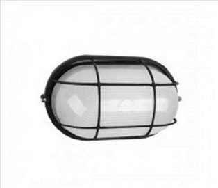 Al lampa 236 CRNA/IP54/E27/100W