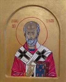 Ikona, Sv. Nikola