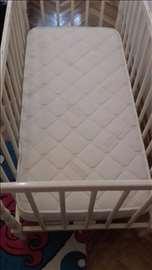 Krevetac sa novim Dormeo dušekom