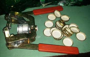 Ručni aparat za čepovanje flaša
