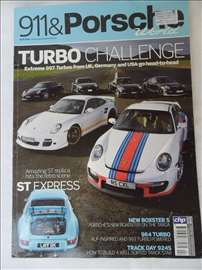 Časopis Porsche World,04/2009.,A4,131 str