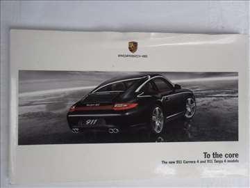 Prospekt Porsche 911 Carrera 4 i Targa 4 Models