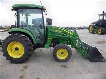 John Deere 4v7c20 traktor