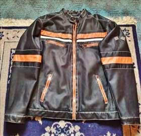 Kožna jakna za motor