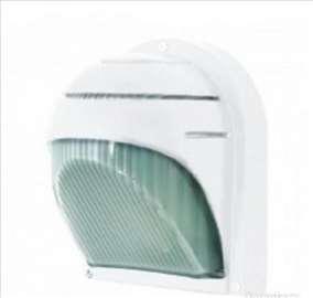 Al. lampa ETTO 160 BELA/IP54/E27/60W