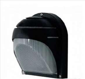 Al. lampa ETTO 160 CRNA/IP54/E27/60W