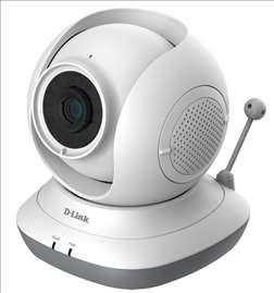 Bebi Alarm D-Link HD-855L HD Rotirajuća