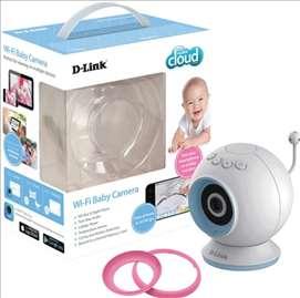Bebi Kamera D-Link DCS-825L Wi-Fi