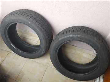 Prodajem 2 wintera zimske gume 205/55 R16