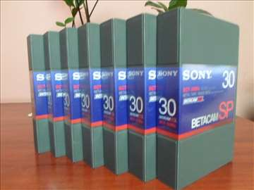 Video kasete Sony Betacam SP 30