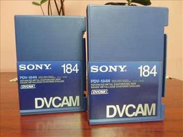 Video kasete Sony DVCAM 184