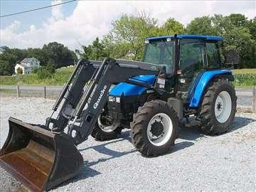 New Holland TL80 - 2002