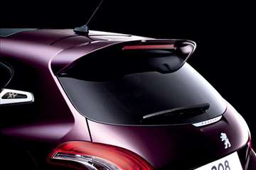 Peugeot 208 Sportski spojler fabricki