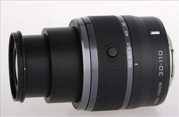 Objektiv Nikon 1 Nikkor 30-110 / F38-56 VR lens B