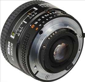 Objektiv Nikon 28 / F28 AF-D