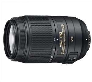 Objektiv Nikon 55-300/45-56 AF-S G ED VR DX