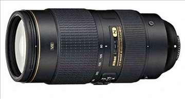 Objektiv Nikon 80-400/F45-56 AF-S G ED VR