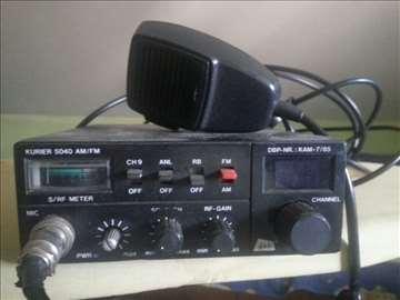 Radio stanica sa novom antenom